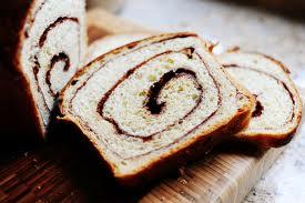 الخبز بالقرفة