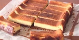 طريقة عمل كعكة الجبنة البيضاء