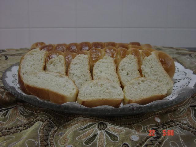 خبز نمساوي بالمربى