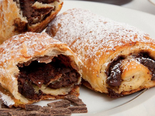 خبز بالشوكولاتة والكاكاو