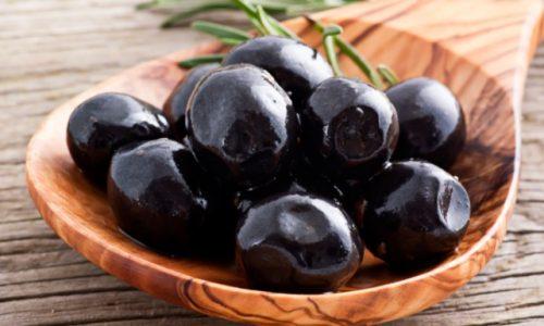الزيتون الأسود