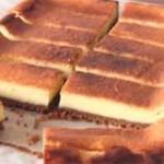 طريقة عمل كعكة الجبنة