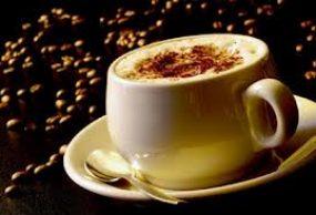 عمل القهوة السادة