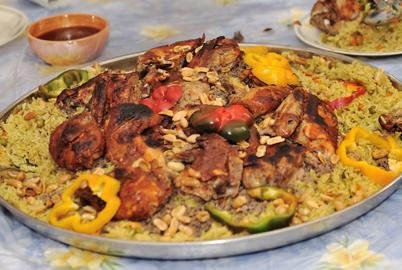 طبخات فلسطينية واردنية