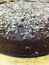 شوكولاتة وكيكة المارس