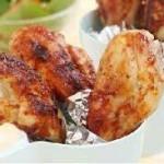 قلي الدجاج بالطريقة الهندية