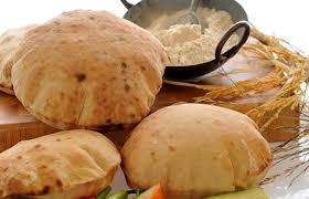 صنع الخبز