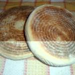 خبز هش كخبز البرغر او الحمام
