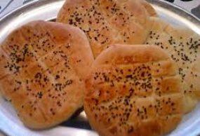 صنع الخبز التركي