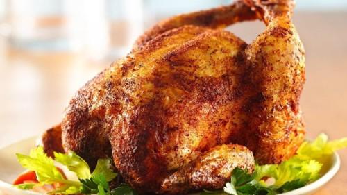 التتبيلة الهندية على الدجاج المشوي