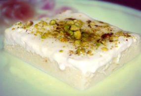 ليالي لبنان بالحليب المكثف المحلى