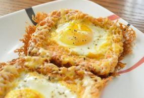 طريقة عمل البيض المقلي