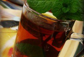 كيفية عمل الشاي بالنعناع