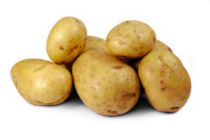 حشوة البطاطا والكزبرة
