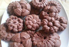 طريقة عمل بيتي فور بالشوكولاتة