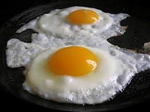 بيض مقلي